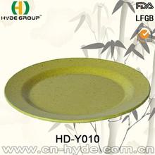 di bambù biodegradabile piatti e stoviglie