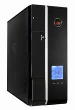 slim Mciro atx PC case (LP10),SECC 0.6mm,LCD display