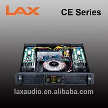 400W 8ohm low noise mini power amplifier/high end line array amplifier/300W 500W 700W