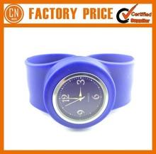 Popular High Quality Custom Cheap Silicon Watch