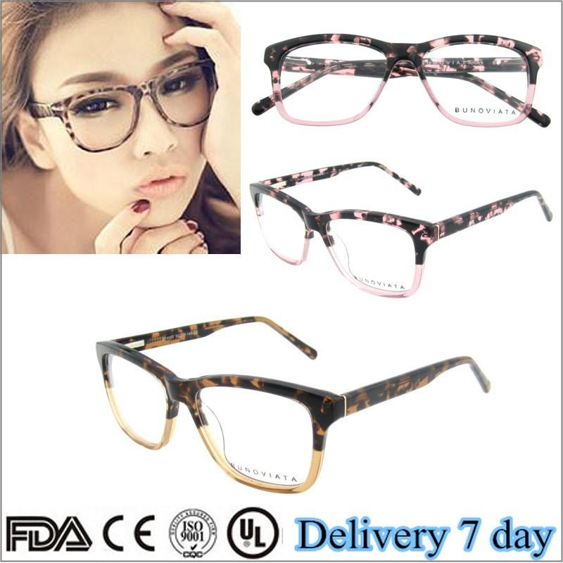 Best Designer Eyeglass Frames 2015 : 2015 eyewear wholesale big frame brown popular designer ...