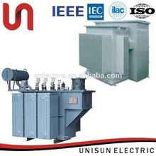 unisun 63kva 15kv IE standard power transformer manufacturer