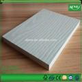Wpc tablero de la espuma para mobiliario makingadhesive / pvc de placas