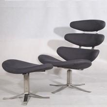 real de cuero poul volther corona fabricante de silla