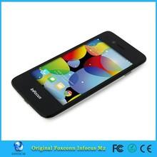 Original Mobile smartphone Infocus M2 4.2 inch Quad Core MTK6582 android 4.4 dual sim card Mobile Phone
