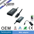 Sipu mhl micro usb 2.0 vers hdmi( 1080p) adaptateur