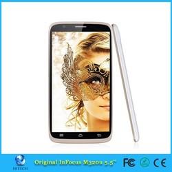 "InFocus M320U MTK6592 Octa Core 1.7GHz Mobile Phone 5.5"" 1280X720 IPS 2GB RAM 8GB ROM 3G WCDMA Dual SIM Phone"