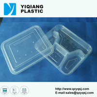 YQ493 compartments food warmer lunch box
