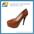 slim ongles sexy ladies chaussures à talons hauts
