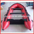 420 PVC Rigid Folding Boat For Sale