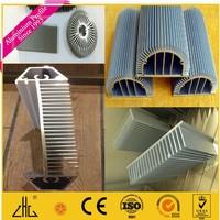 OEM extruded aluminum/aluminium heat sink for power amplifier, aluminium heatsink, amplifier heat sink for power amplifier
