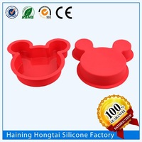 Mickey mouse shaped cake mould