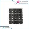 Energy saving high power solar panel list