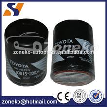 HOT!!! 90915-20004 FOR PRADO 4000 generator oil filter