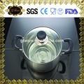 Melhor qualidade de barão feliz magnética açoinoxidável utensíliosdecozinha/panela de sopa