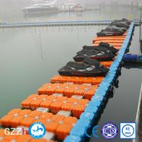 versatile HDPE plastic pontoon jet ski port