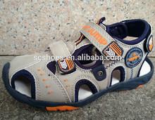 baratos 2015 nuevos diseños de china al por mayor sandalias de los muchachos para los niños