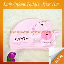 cute baby cap Kids hats Cotton Beanie man hat CLBH-112