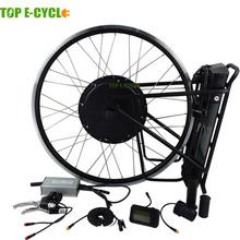 48V1000W rear wheel electric bike conversion kit for sale