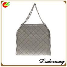 small fashion women quilted shoulder bag handbag 2015