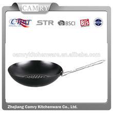 BBQ wok grill