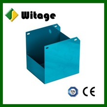 China stainless steel sheet electric enclosure