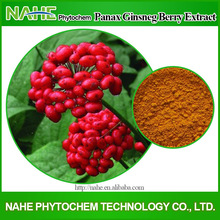 Natural Asian Panax Ginseng Extract, Berries/Seeds Part Used, with Free Sample!