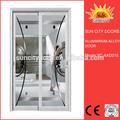 De aluminio de la puerta, imágenes de aluminio de la ventana y la puerta, china de la puerta y la ventana sc-aad018