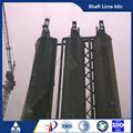 chinois four à chaux ligne de production de chaux four ligne de production