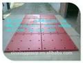 Resistentes al desgaste de plástico negro hoja UHMWPE resistente a la corrosión UHMWPE plástico hoja / el panel / cartón fabricante