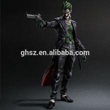 Wholesale shenzhen toy factory price batman joker toy action figure