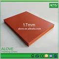 Novo produto de madeira plástica wpc composto de espuma placa/placa para fazer móveis/blocos de isopor
