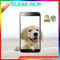 De alta transparencia para samsung s5 teléfono móvil protector de pantalla transparente( para cualquiera de los modelos)
