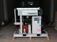 10 bar 250KW 340HP medium pressure oil-free screw air compressor