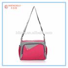 New product Wholesales checkout fashionable European Shoulder Bag For Men Mixed Color school Sports Messenger Bag
