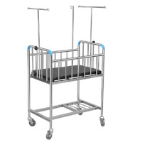 Hospital baby crib,baby portable cradle