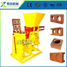 ECO BRAVA PLUS clay brick making machinery for clay profit investment products made in china