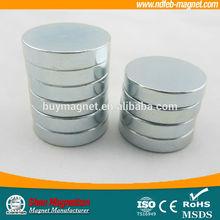 High quality of customized ferrite magnet for speaker
