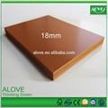 Wpc placa de espuma para móveis makingadhesive/de corte da placa de isopor