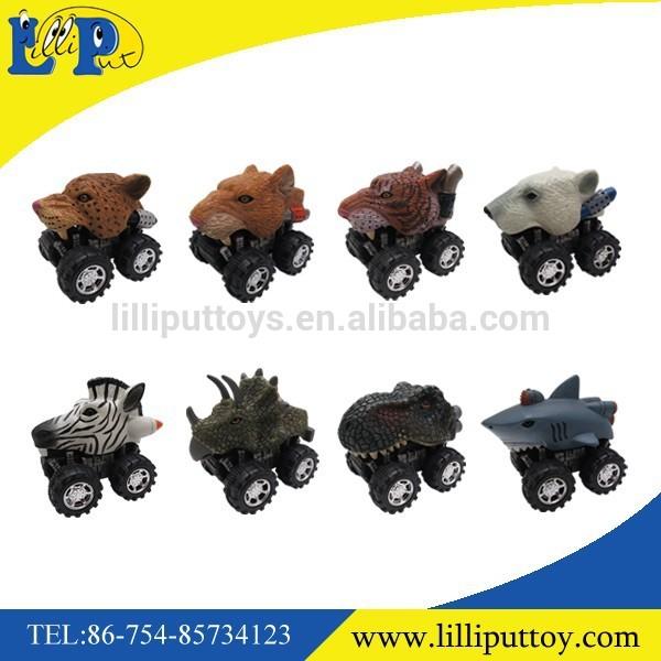 Small Dinosaur Truck Toy