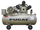 3kw 4hp 8bar FUCAI brand electric motor air piston compressor