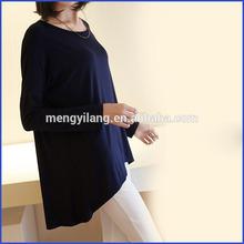 wholesale long sleeve modal cotton t shirt women