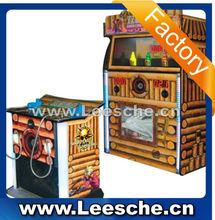 ball shooting game machine/gun shooting /shooting gamec machine LSSM-028 Shooting Gambling 47LCD 2015-1-31