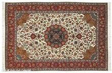 Persian design ,handmade silk rugs and carpets,