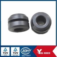 NBR EPDM Natural Rubber Silent Block / Anti-Vibration Rubber Shock Absorber