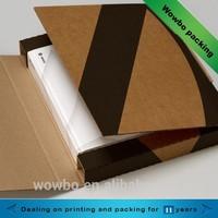 Custom made corrugated electronics packing box design