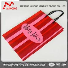 China professional manufacture decorative christmas paper bag