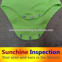 Garment Quality Inspection in Fujian / Baby clothing Quality Control Services in Shishi / Jinjiang / Fengzhou Town /Nanan