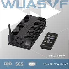 100w wireless police siren car amplifier with lamp control