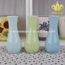 Promotional new design home decoration flower vase ceramic